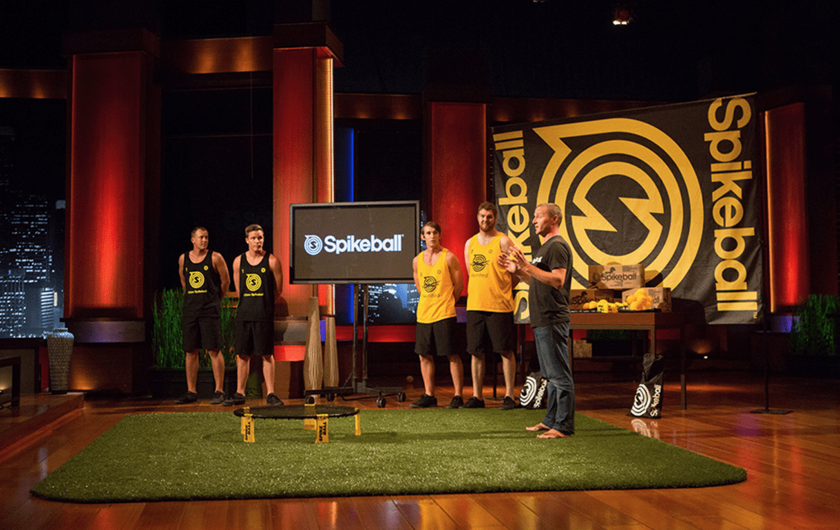 Spikeball on Shark Tank