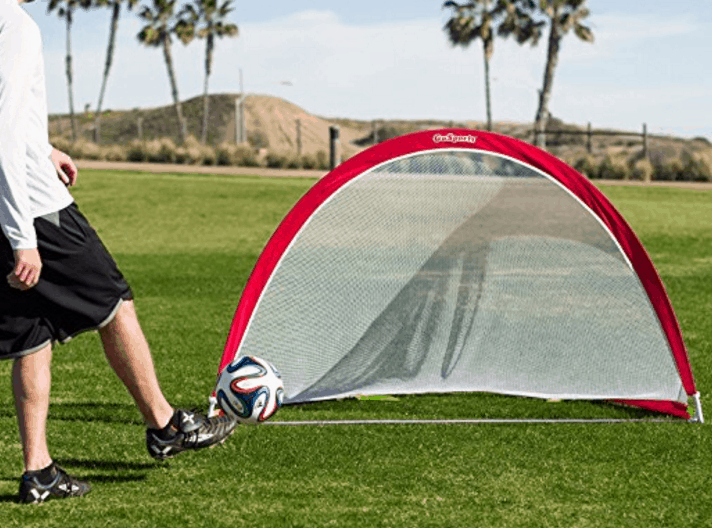 Charmant GoSports Portable Soccer Goal