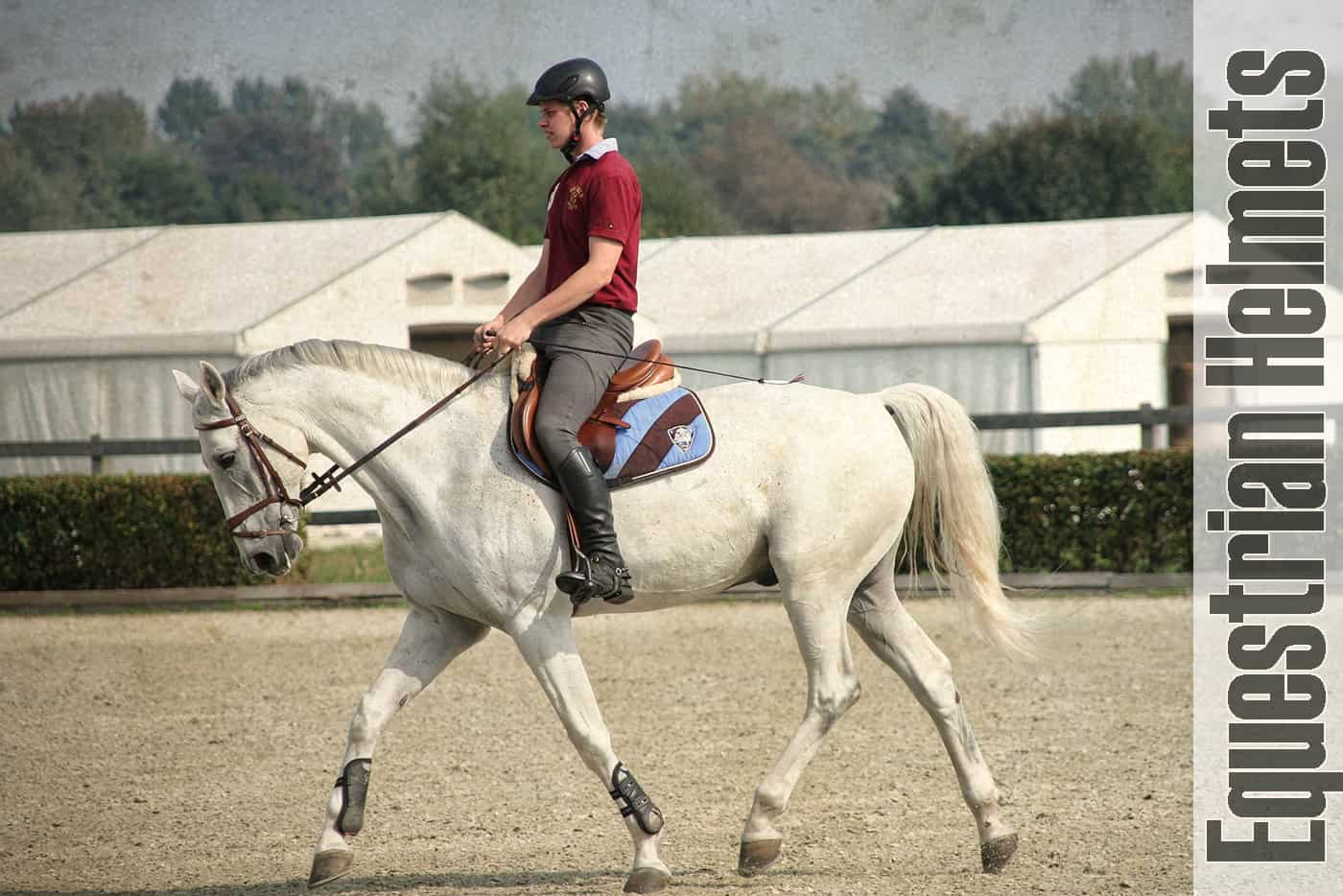 10 Best Equestrian Riding Helmets For 2021 Safety Style Protection Sport Consumer