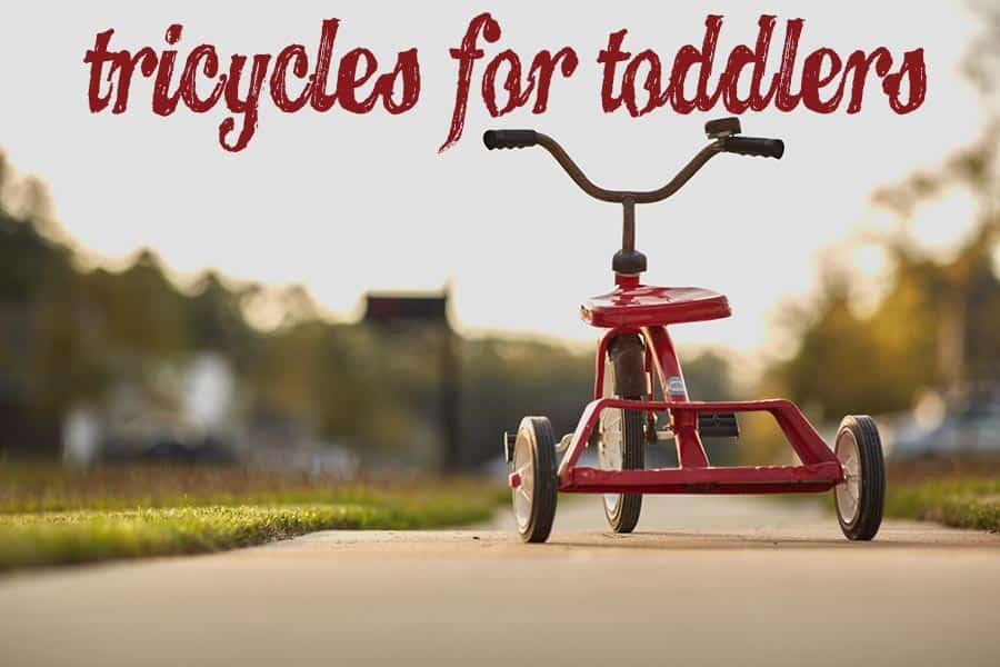 tricycles for toddlers