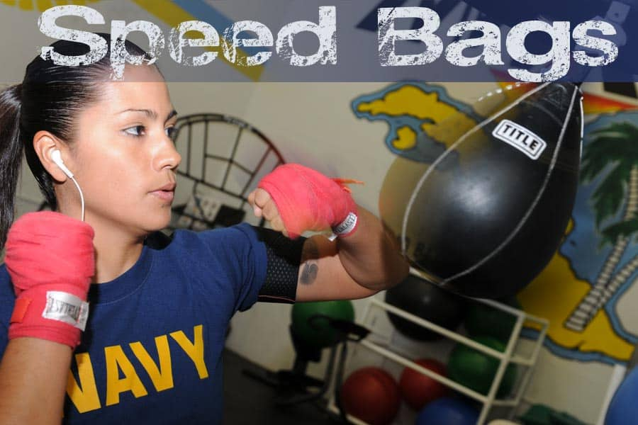 speed bags punching