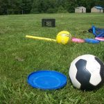 lawn games and sports equipment