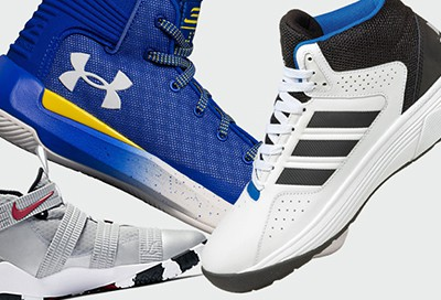 Basketball Shoes For Power Forwards