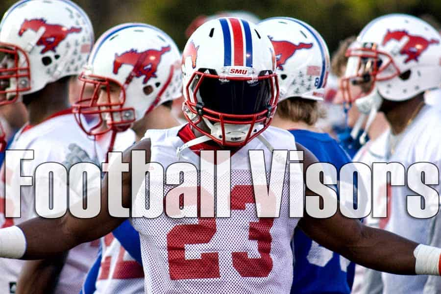 d61af0e6b3c The 10 Best Football Visors 2019