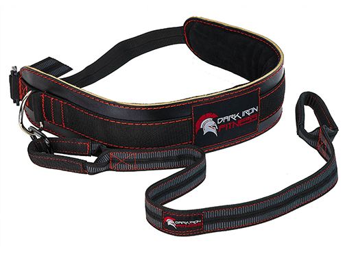 The Rules of Safe Lifting - Dark Iron Fitness Dip Belt