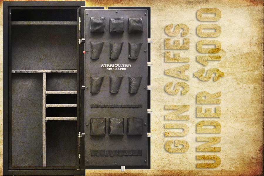 The 5 Best Gun Safes Under 1000 Protection Security Sport