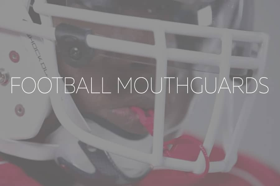 mouth guards for football