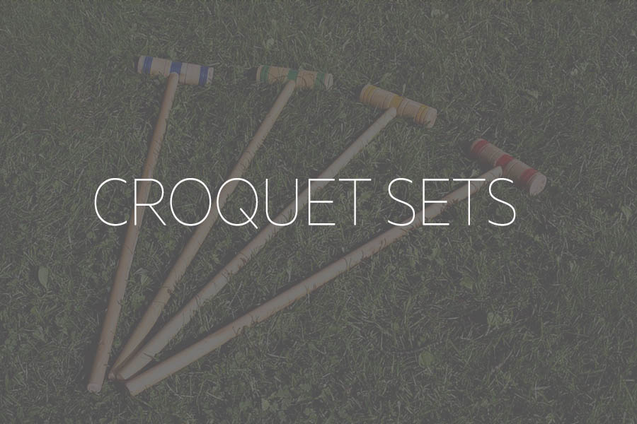 croquet sets feature