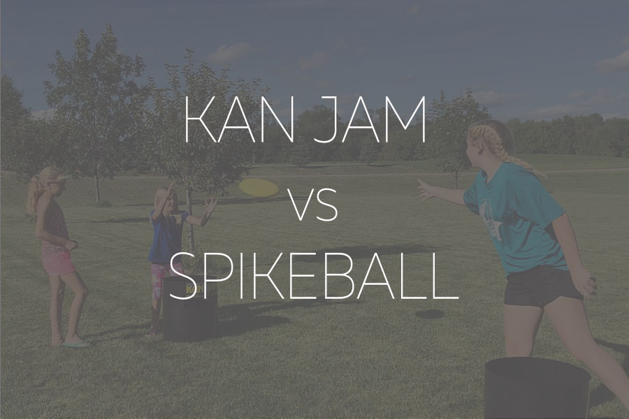 kan jam vs. spikeball
