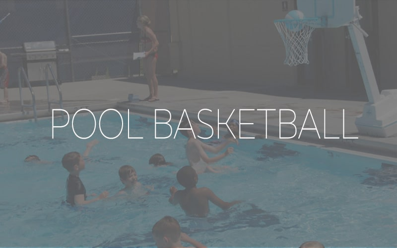 pool basektball
