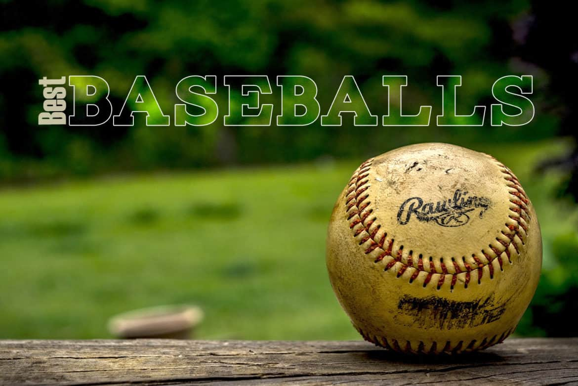 9 Best Baseballs for 2019: Official, Little League & Batting
