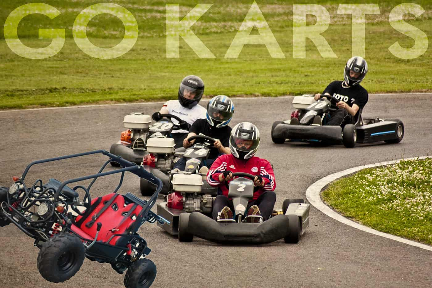 The 10 Best Go Karts 2018: Youth, Racing, & Adults | Sport Consumer