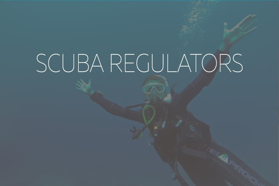 scuba regulator