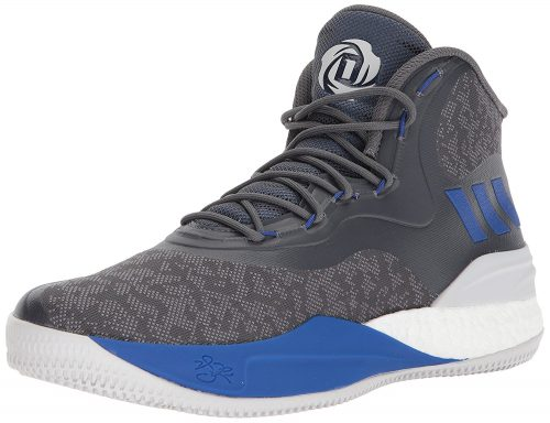 official photos 275a7 15884 Adidas DeRose 8 basketball shoes ...