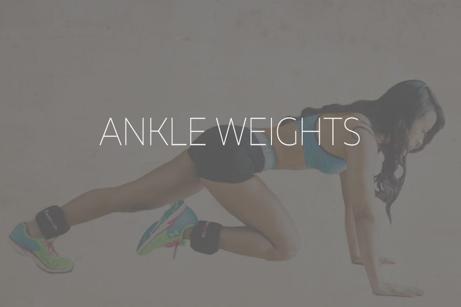 Ankle Exercise Weights