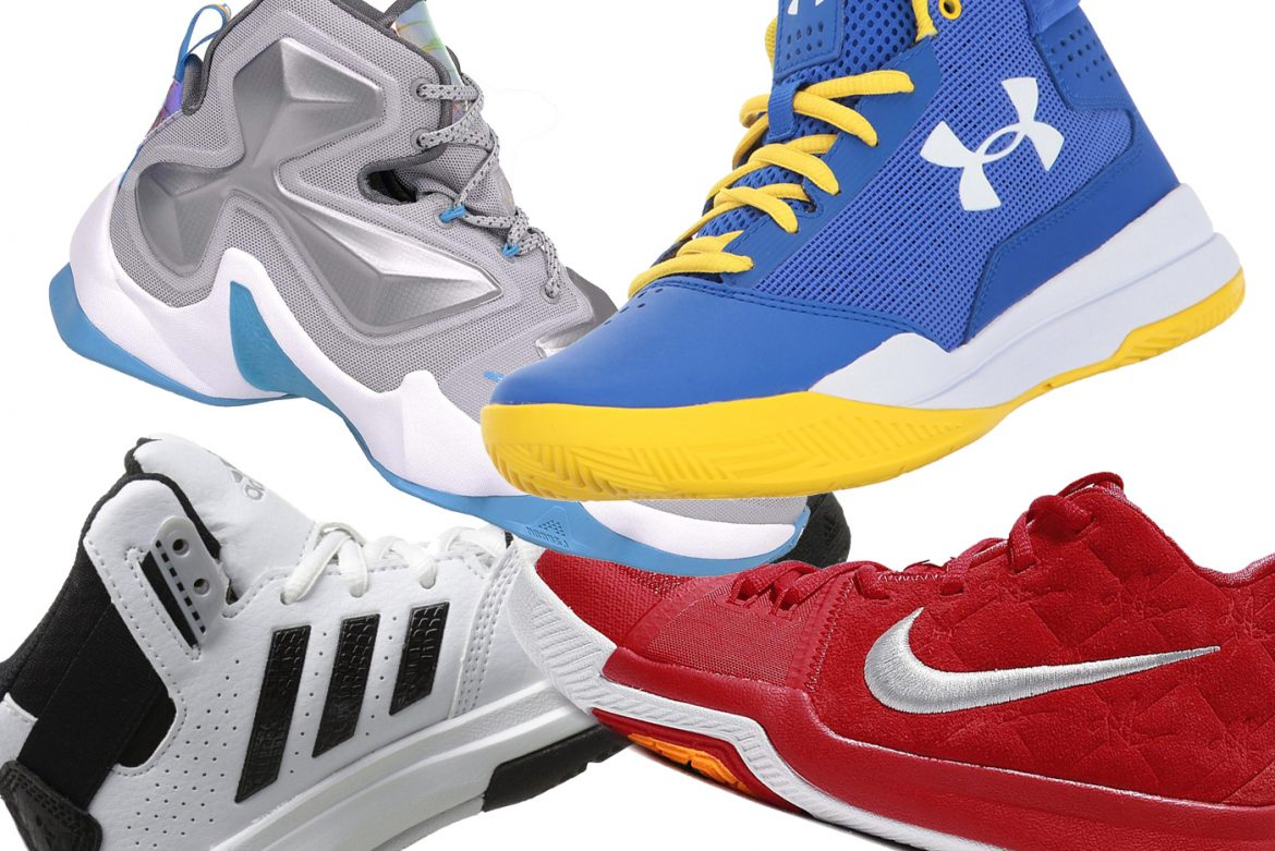 The 14 Best Basketball Shoes of 2018