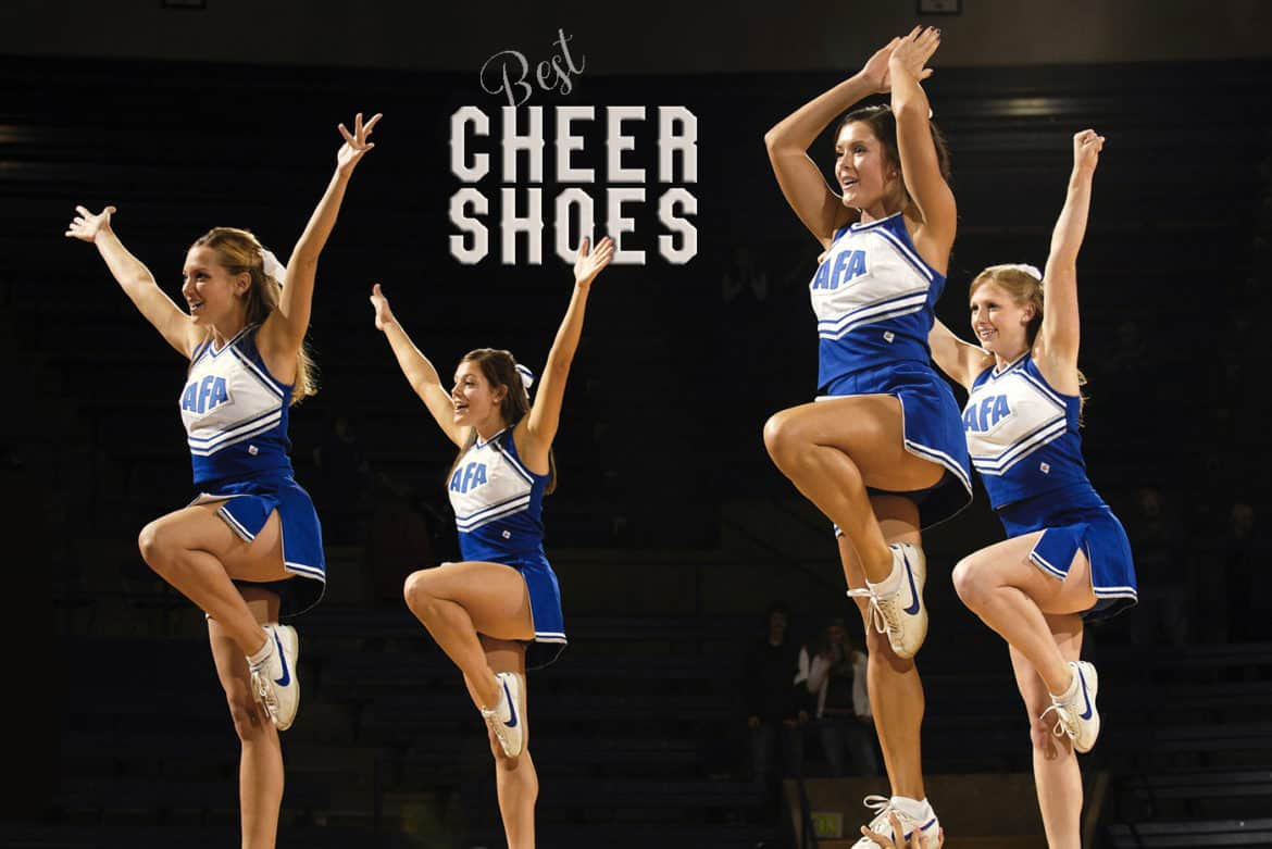 What Are The Best Cheer Shoes For Tumbling