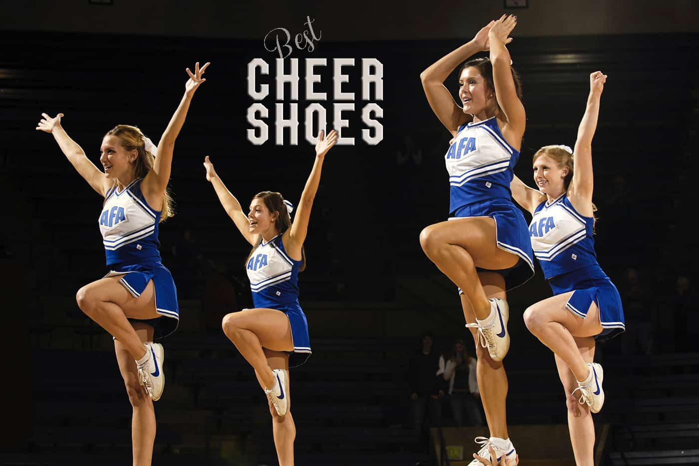 Cheerleading Shoes the 10 best for 2020 | Sport Consumer