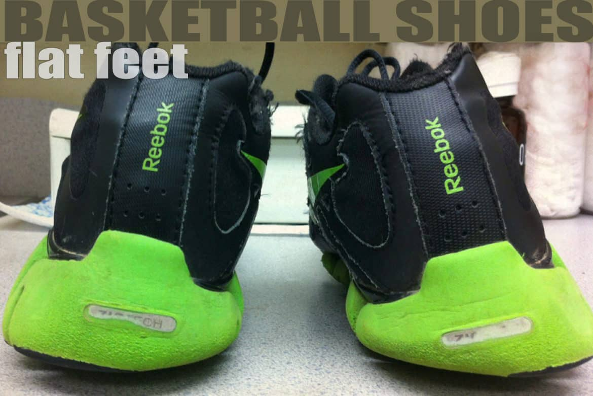 2020's 10 Best Basketball Shoes for Flat Feet & Fallen