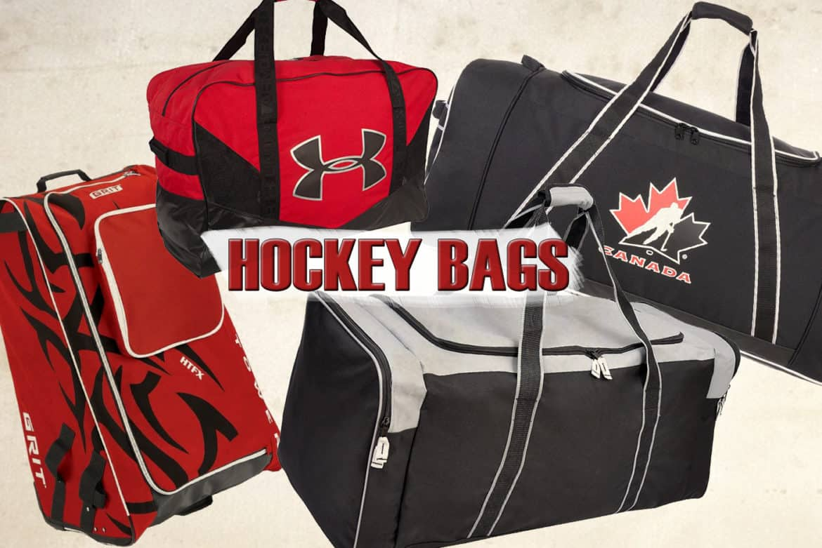 8 Best Adult Youth Hockey Bags For 2019 Backpacks Duffles