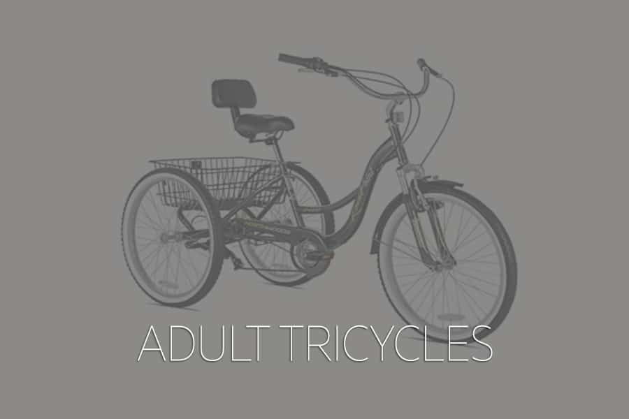 tricycles for adults