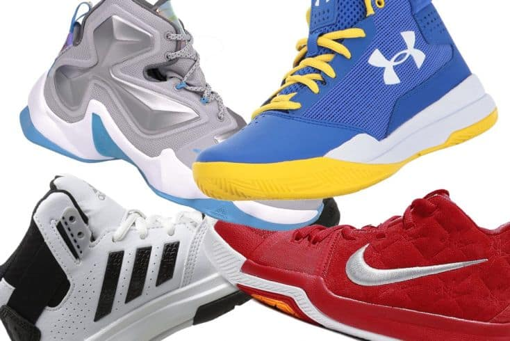 The 15 Best Basketball Shoes of 2019 Sportsforbruger  Sport Consumer