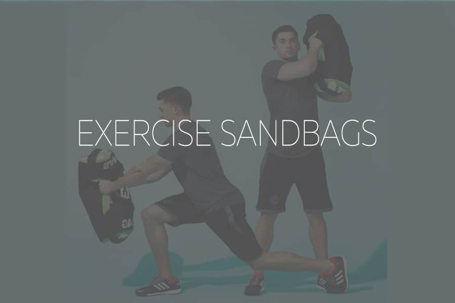 exercise sandbag
