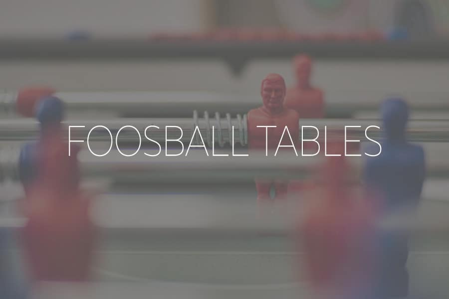 The 8 Best Foosball Tables For 2019 Sport Consumer