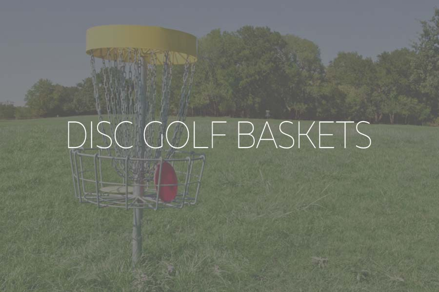 baskets for disc golf